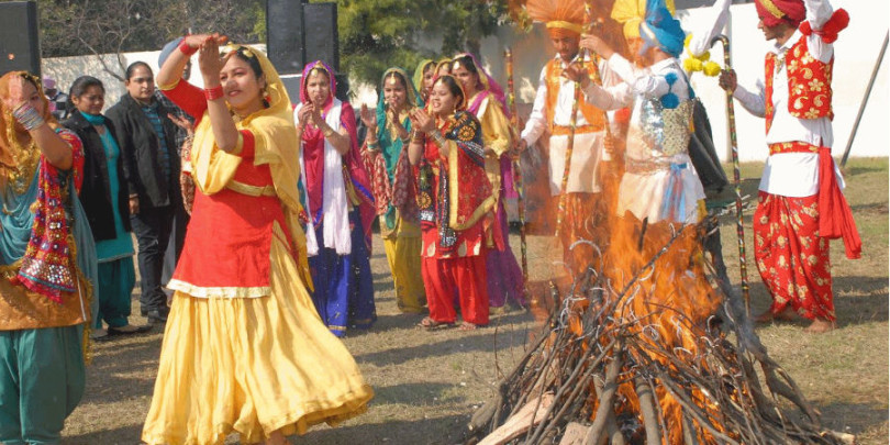 lohri festival essay