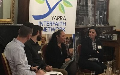 Visit to Yarra interfaith Network