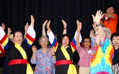 Cultural Sharing Program at the Hungarian Club 2017