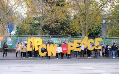 HWPL Peace Walk – May 2019