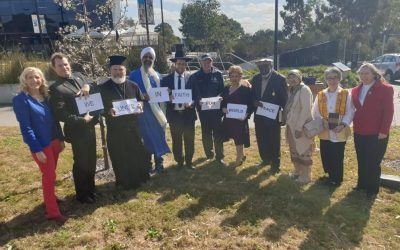 Faith Leaders of Manningham Gather in Unity