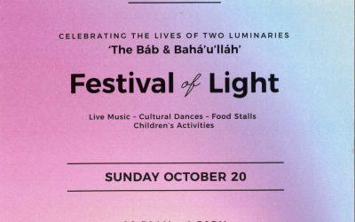 Bahai Festival of Light